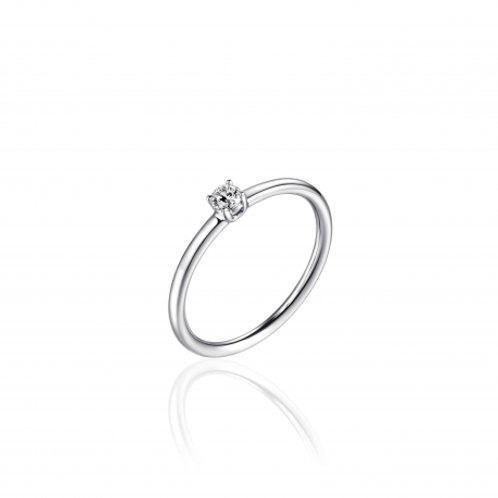 GS infinitois ring met zirkonia