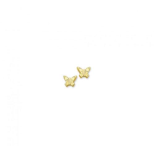 Kinderoorbellen vlinder