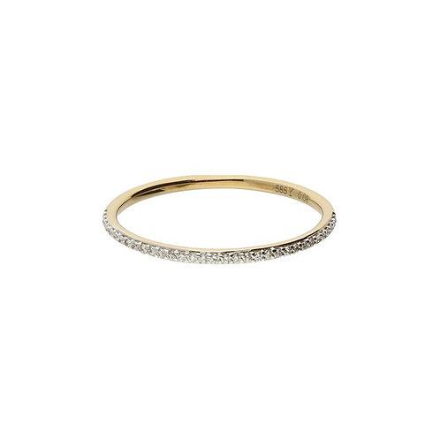 VL ring alliance diamant 33-0.08ct