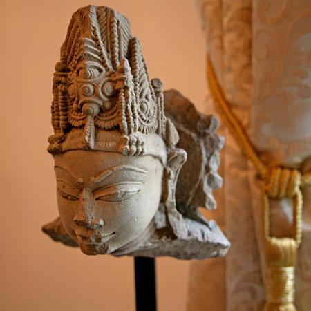 Paris - 17th Century Indian Carving