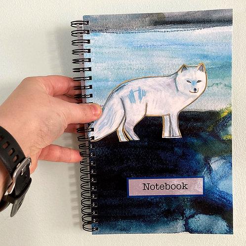 Notebook - Arctic fox