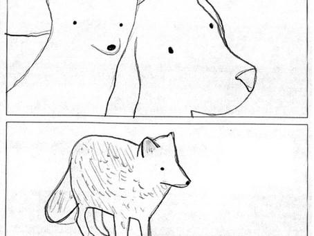 How to raise an arctic fox