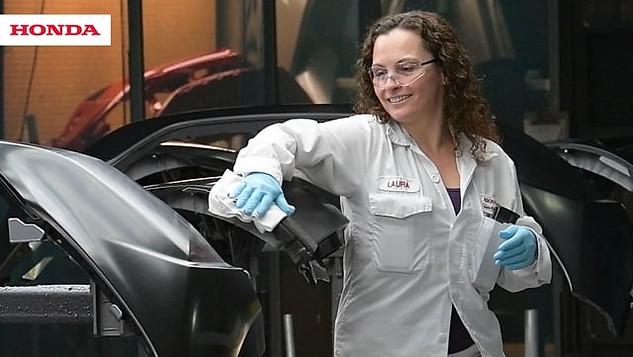 Honda's Core Values: Laura + CC's Story