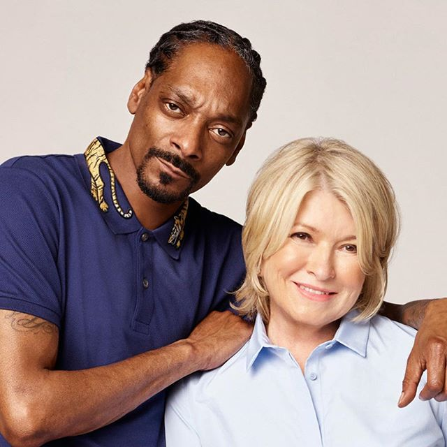 The Martha and Snoop Dogg show