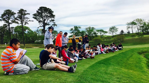 Golf Course and Community Outreach