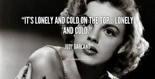 "Not Quite Judy, Another Garland at the ""Top"""