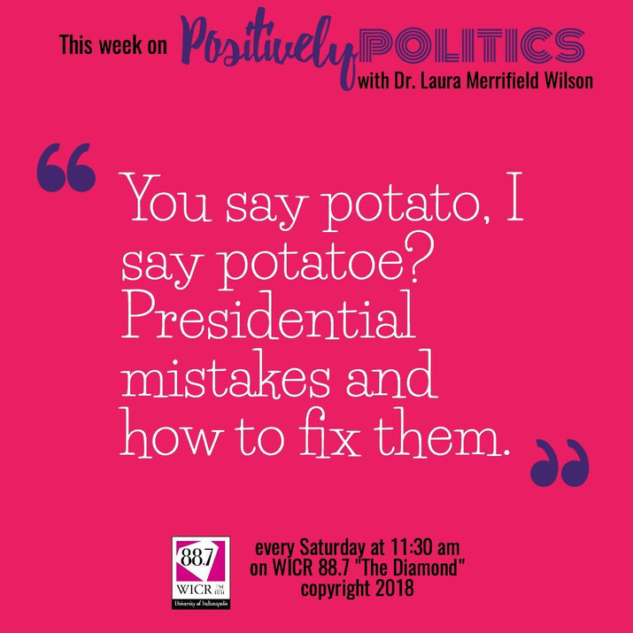 #thisweek You say Potato, I say potato