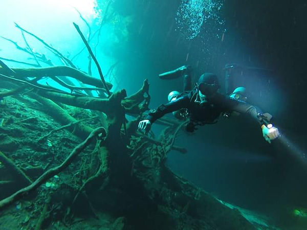 sidemount  centro sub scubacollege