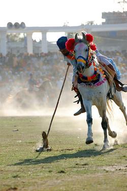 Nihang Kila on Horse back.jpg