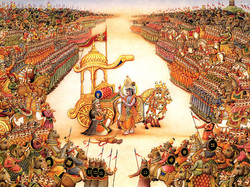 Mahabharat - A  Hindu Epic