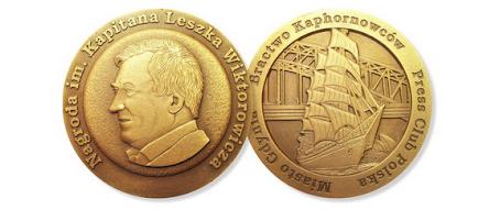 Adam Wiśniewski laureatem Nagrody im. Kapitana Wiktorowicza 2021