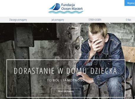 Nowa strona Fundacji