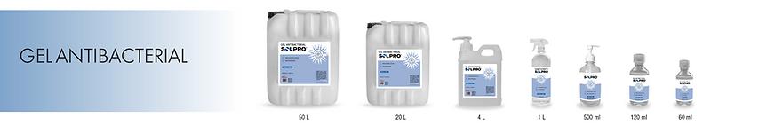 Solpro Gel Antibacterial Solquim
