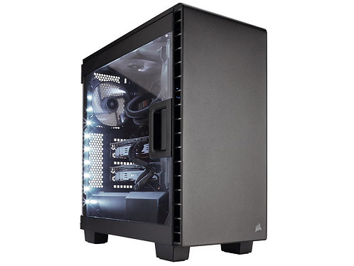 Corsair Carbide Clear 400C Midi Tower