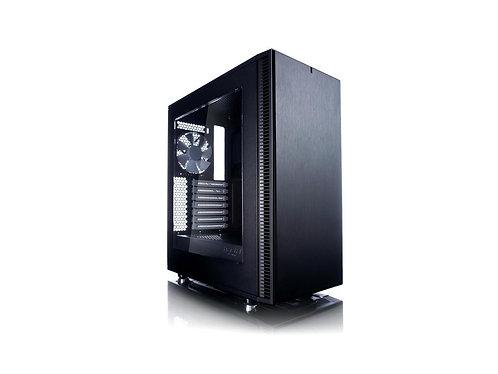 Fractal Design - Define C Window Black