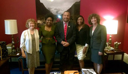 Advocacy day on Capitol Hill