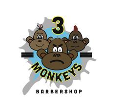 Logo 3 monkeys