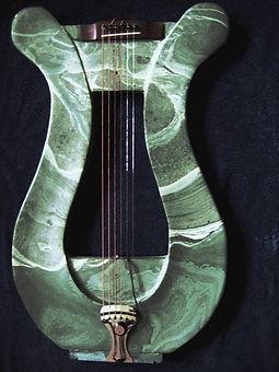 Working Stone Harp