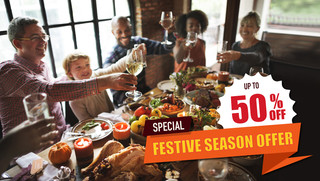 South Stream's Festive Season Offer up to 50% off!!