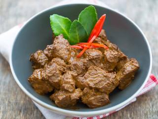 印尼仁當羊肉