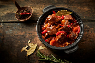 Beef Goulash Viennese style