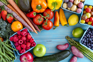 Eat Healthy, Eat Fresh!