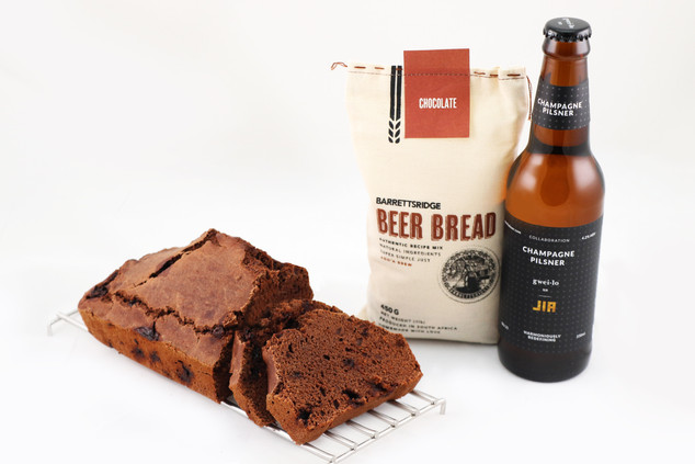 Chocolate Beer Bread
