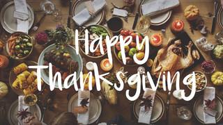 感恩節保持健康飲食