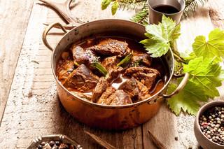 匈牙利燉鹿肉