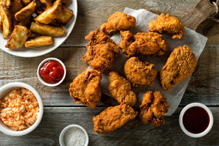 American Style Fried Chicken