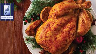 感恩節即將來臨,美味的火雞大餐已經準備就緒,欲購從速!