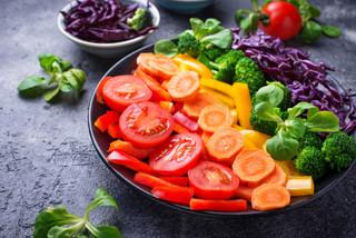 """吃""""彩虹""""食物,於冬季增強免疫力!"""