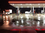 Clean Gas Station