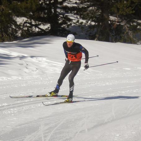 Cpto España de larga distancia y sprint 2014