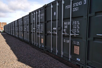 shipping container units