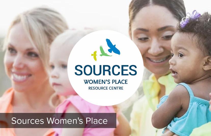 Sources Women's Place