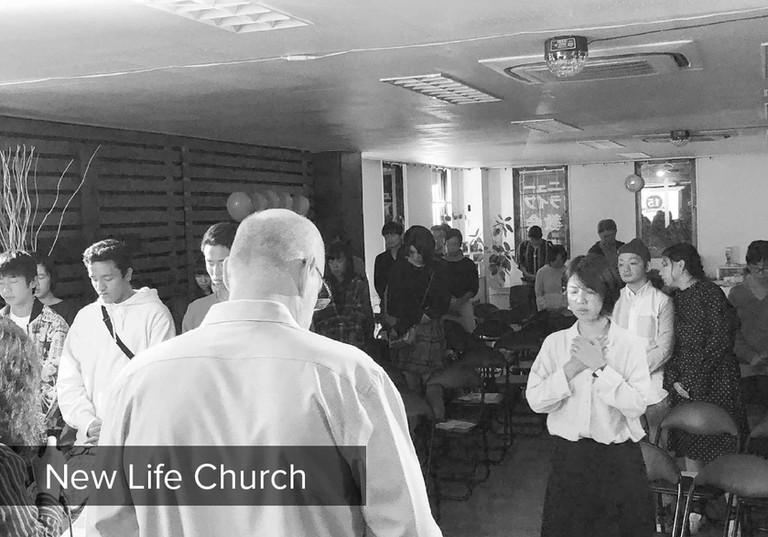 New Life Church, Japan