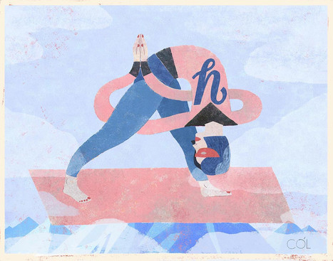Yoga Superhero #2
