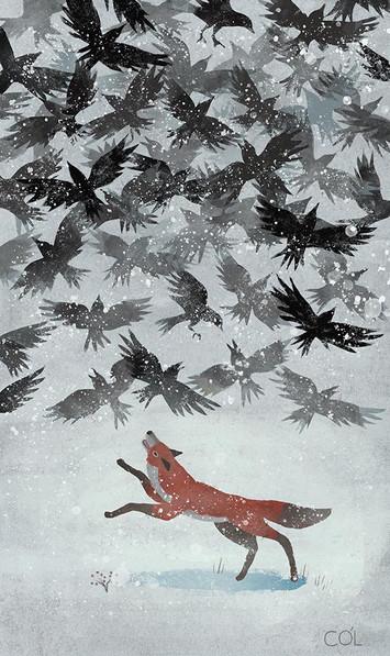 Fox & Crows