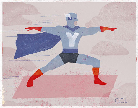 Yoga Superhero #1