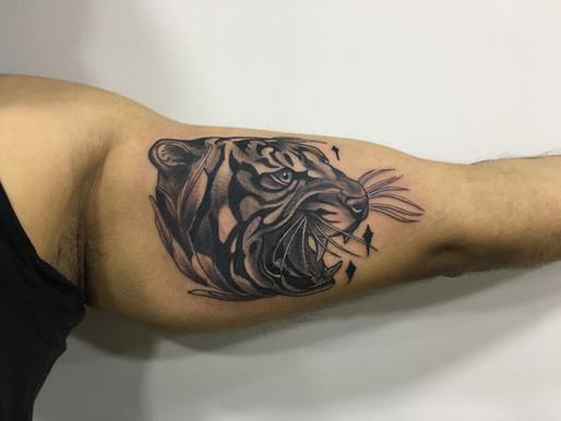 Studio de tatuagem no Rio de Janeiro