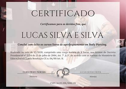 Curso Body Piercing - Curso 100% Online