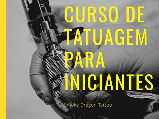 Curso de Tatuagem com Certificado