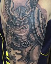 Tattoo feita já tem um tempinho!
