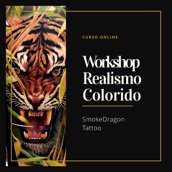 curso tattoo realista, curso tatoo reali