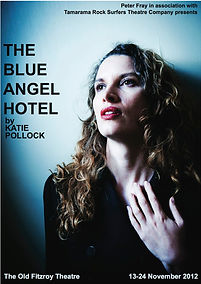 The Blue Angel Hotel by Katie Pollock