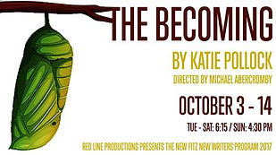 The Becoming by Katie Pollock