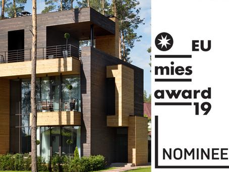 EU Mies Award 2019 Nomination
