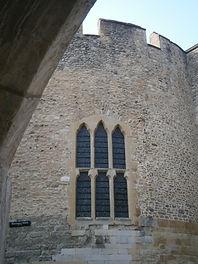 средневековая спальня
