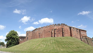 замки Валлийской марки